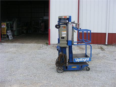 Corteva Equipment Sales - Upright UL25 Single Man Lift (217432)
