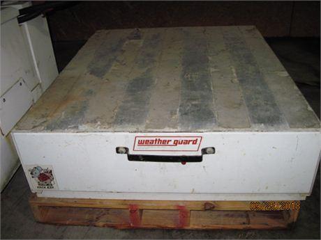 Corteva Equipment Sales - Weatherguard Pack Rat Truck Toolbox
