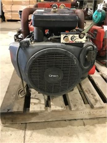 Corteva Equipment Sales - 24 HP two cylinder ONAN Motor Lot 10